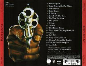 Body Count: Body Count (CD) - Bild 3