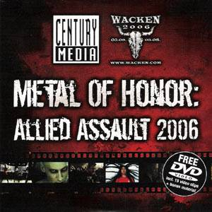 Metal Of Honor: Allied Assault 2006 - Cover