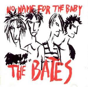 The Bates: No Name For The Baby - Cover