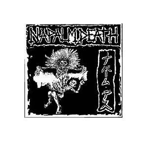 Napalm Death: Napalm Death / S.O.B. - Cover