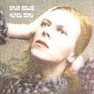 David Bowie: Hunky Dory (1971) - Cover