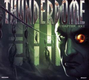 Thunderdome - Chapter XXI - Cover