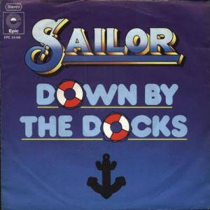 Sailor: Down By The Docks - Cover