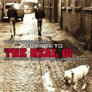 The Worldwide Tribute To The Real Oi (2-LP) - Bild 1