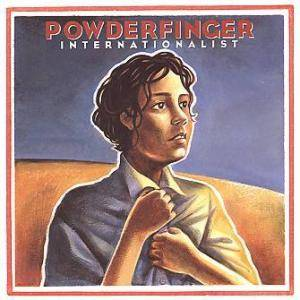 Cover - Powderfinger: Internationalist