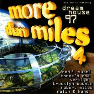 More Than Miles 4 Dreamhouse 97 - Cover