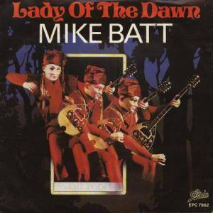 Mike Batt: Lady Of The Dawn - Cover