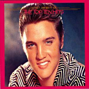 Elvis Presley: Top Ten Hits, The - Cover