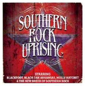 Cover - Pride & Glory: Classic Rock 121 - Southern Rock Uprising
