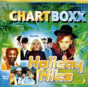 Cover - Los Del Mar: Chartboxx - Holiday Hits