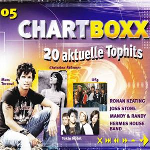 Chartboxx 2005/06 - Cover