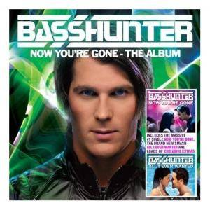 Basshunter: Now You're Gone - The Album - Cover