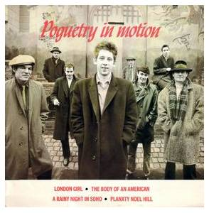 The Pogues: Poguetry In Motion - Cover