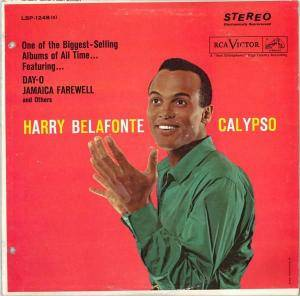 Cover - Harry Belafonte: Calypso