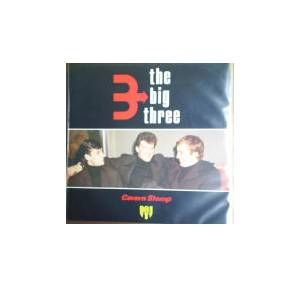 Cover - Big Three, The: Cavern Stomp
