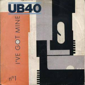 UB40: I've Got Mine - Cover