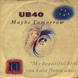 UB40: Maybe Tomorrow - Cover