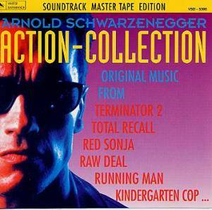 Cover - Jerry Goldsmith: Arnold Schwarzenegger Action-Collection