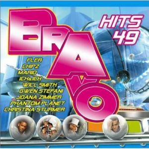 Cover - Global Deejays: Bravo Hits 49