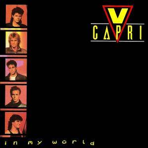 Cover - V Capri: In My World