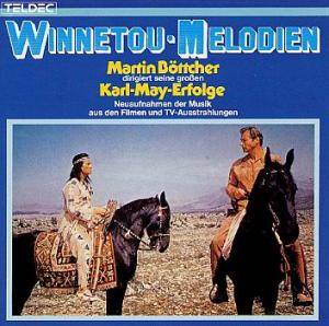 Martin Böttcher: Winnetou-Melodien - Cover