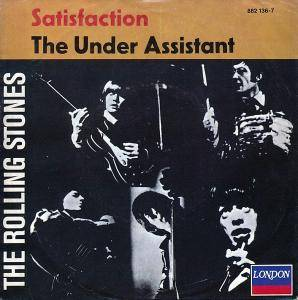The Rolling Stones: (I Can't Get No) Satisfaction - Cover