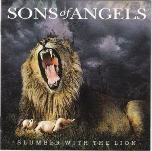 Sons Of Angels: Slumber With The Lion - Cover