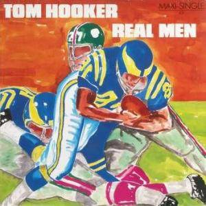 Tom Hooker: Real Men - Cover