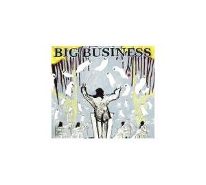 Big Business: Head For The Shallow - Cover