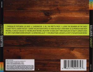 The Killers: Sawdust (CD) - Bild 2