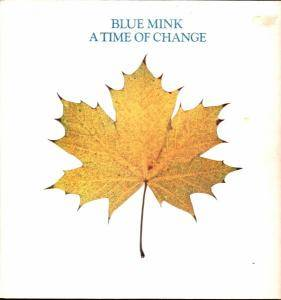 Cover - Blue Mink: Time Of Change, A