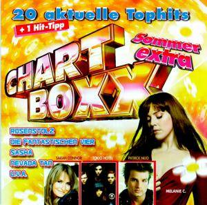 Cover - Boundzound: Chartboxx - Sommer Extra 2007