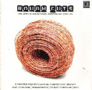 Rough Cuts: The Best Of Rough Trade Publishing 1991-95 - Cover