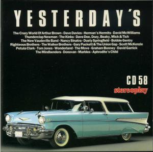 Stereoplay Yesterday's CD 58 - Cover