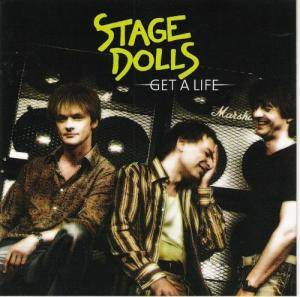 Cover - Stage Dolls: Get A Life