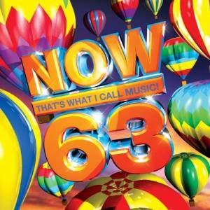Now That's What I Call Music! 63 [UK Series] - Cover