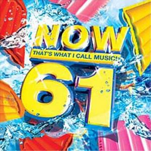 Now That's What I Call Music! 61 [UK Series] - Cover
