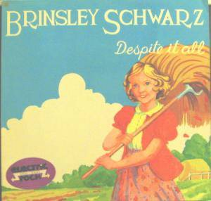 Cover - Brinsley Schwarz: Despite It All