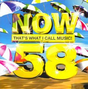 Cover - V: Now That's What I Call Music! 58 [UK Series]