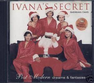 Cover - Fat: Hits - HT 042 - Post Modern Dreams & Fantasies : Ivana's Secret