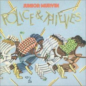 Junior Murvin: Police & Thieves - Cover