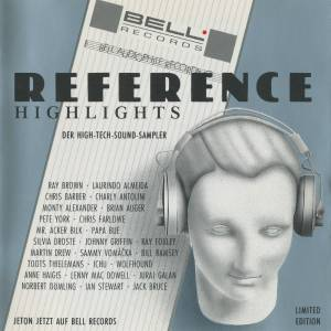 Cover - Ray Brown, Monty Alexander, Johnny Griffin, Martin Drew: Reference Highlights
