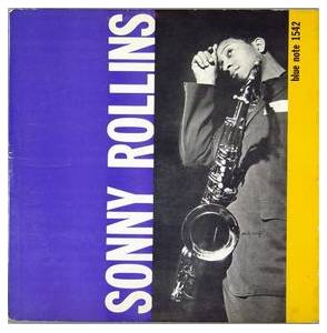 Cover - Sonny Rollins: Volume One