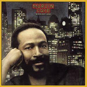 Marvin Gaye: Midnight Love - Cover