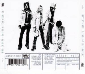 Mötley Crüe: Saints Of Los Angeles (CD) - Bild 2