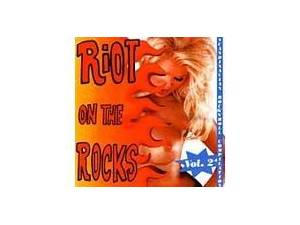 Cover - Various Artists/Sampler: Riot On The Rocks 2