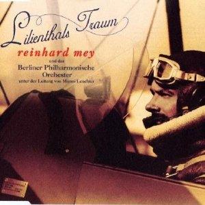 Cover - Reinhard Mey: Lilienthals Traum