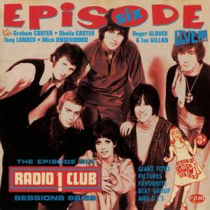 Cover - Episode Six: Radio One Club Sessions - Live 1968/69, The