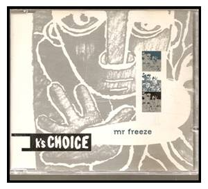 K's Choice: Mr Freeze - Cover