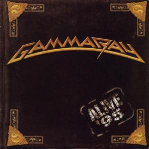 Gamma Ray: Alive '95 - Cover